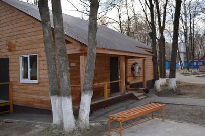 Лагерь им. Ю. Гагарина