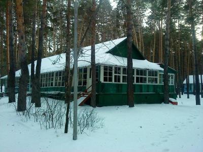Лагерь им. Н. Островского