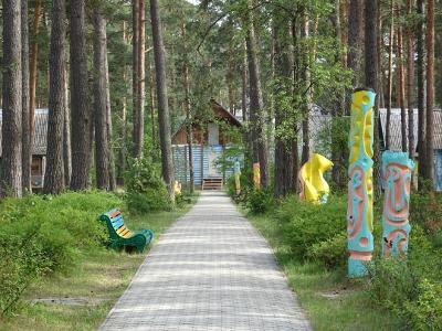 """Лагерь """"Новокемп"""""""