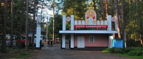 """Лагерь """"Деснянка"""""""