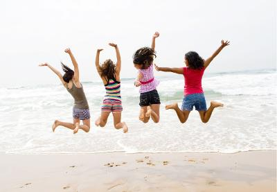 French Summer Camps - The smart vacation for your kids!