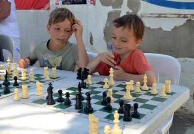 Третий международный шахматный лагерь на побережье Испании