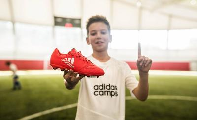 """Футбольный лагерь """"Adidas camps"""""""