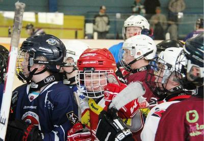 Хоккейный лагерь ЛЕВЕН