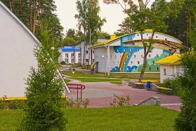 """Оздоровительный лагерь """"Ракета"""""""