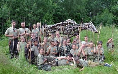 Лагерь навыка