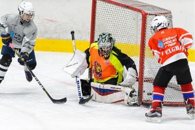 """Хоккейный лагерь """"ELGRAFF. Специальный курс по хоккею"""""""