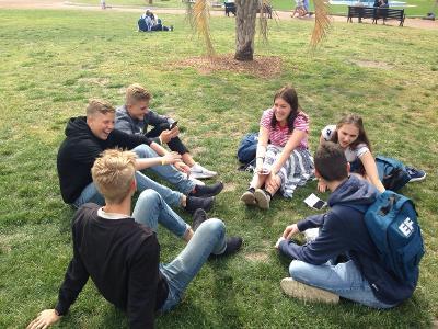 """Лагерь """"EF Education First в Торки"""""""