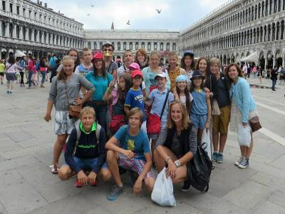 "Лагерь ""E-Camp Italy"""