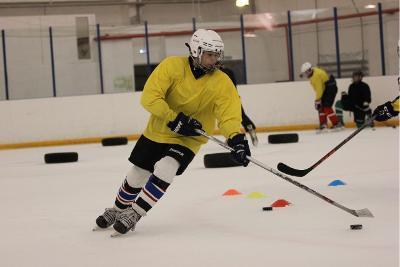 """Лагерь """"Моя игра. Хоккейные сборы"""""""