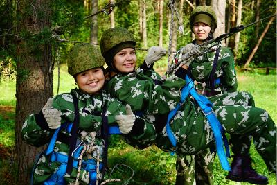 Центр военно-спортивной подготовки