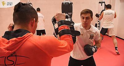 """Лагерь """"МСМ. Программа боевых искусств в Праге + Английский"""""""