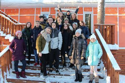 """Лагерь """"Lexica Karelia Camp"""""""
