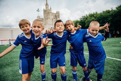 """Лагерь """"Adidas camp by Future FC"""""""