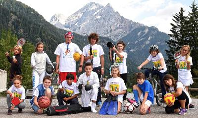"Лагерь ""Gazzetta Multisport Mountains Camp"""