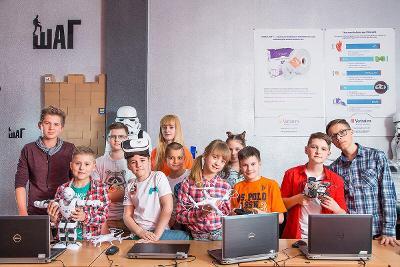 """Лагерь """"Компьютерная Академия ШАГ"""""""