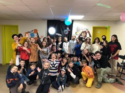 Языковой детский лагерь English Camp