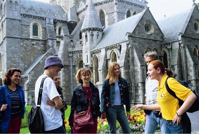 Языковой детский лагерь. Jey Study. CES Dublin