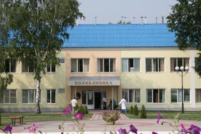 Большетроицкая районная больница