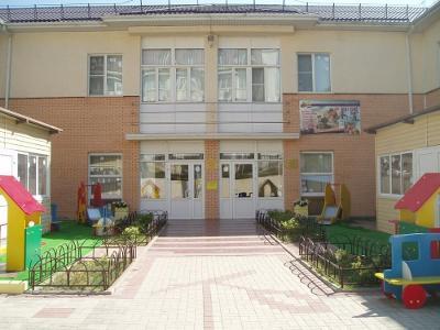 """Детский сад № 10 """"Вишенка"""""""