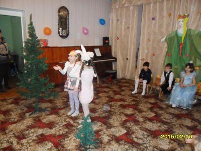 """Детский сад № 22 """"Зайчик"""""""