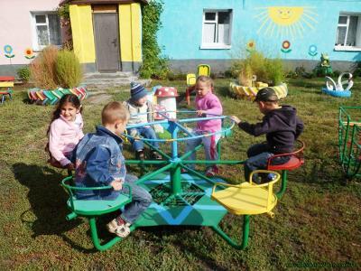 """Детский сад """"Алёнушка"""""""