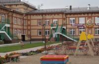 Столбищенский детский сад