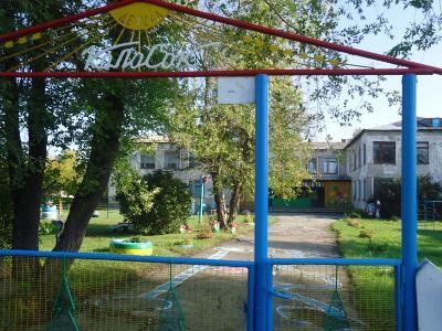 Суховской детский сад