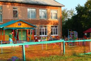 Борчанский детский сад