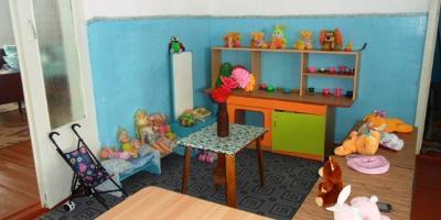 Оглухинский детский сад