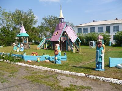 Южный детский сад