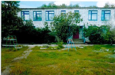 Целинный детский сад