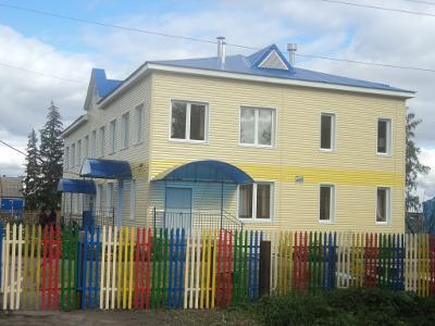 Верблюженский детский сад