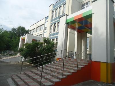 """Детский сад № 1 """"Солнышко"""""""