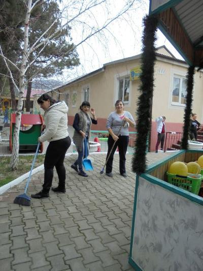 """Детский сад № 36 """"Василек"""""""