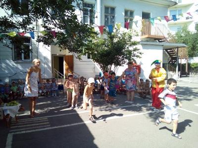 """Детский сад № 33 """"Якорек"""""""