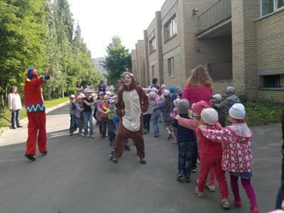 "Детский сад № 114 ""Лесовичок"""