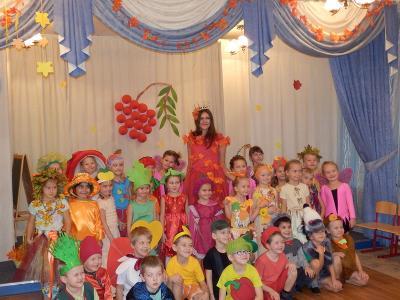 """Детский сад № 117 """"Рябинка"""""""