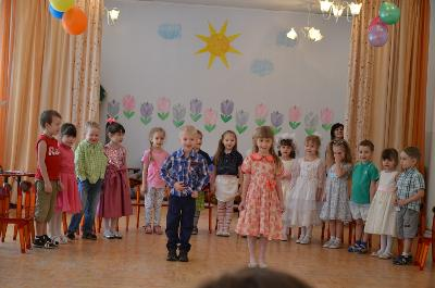 """Детский сад № 120 """"Носики-курносики"""""""
