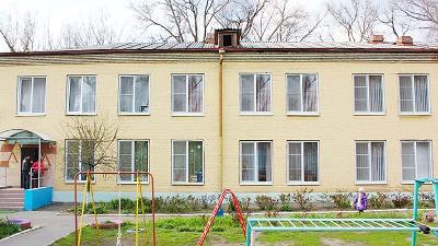 """Детский сад № 117 """"Тополек"""""""