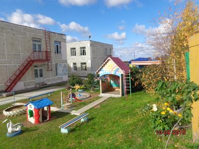 "Детский сад ""Березка"""