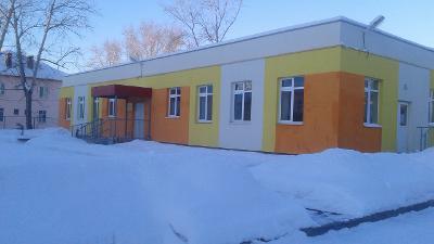 Новобытский детский сад