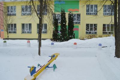 "Центр развития ребенка - детский сад № 866 ""Семицветик"""