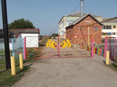"""Детский сад № 30 """"Золотая рыбка"""""""