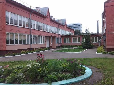 Специальный детский сад № 231