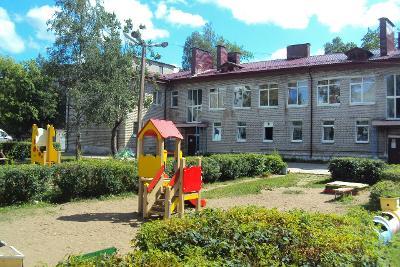 Подпорожский детский сад № 9
