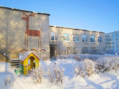 Подпорожский детский сад № 12