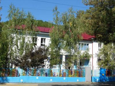 "Детский сад № 32 ""Березка"""