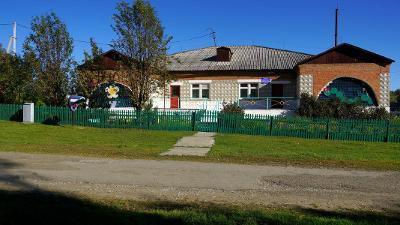 Дошкольное отделение Дресвянской школы
