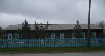 Дошкольное отделение Новомошковской школы